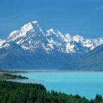 Lake Pukaki / Mt Cook